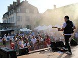 Is this the chicest festival ever? Music fans to descend on French chateau where they stay in luxury