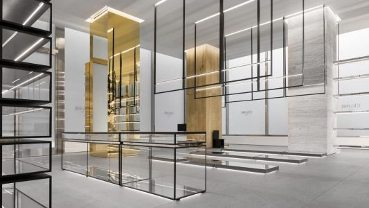First look: Celine's new concept store designed by Hedi Slimane