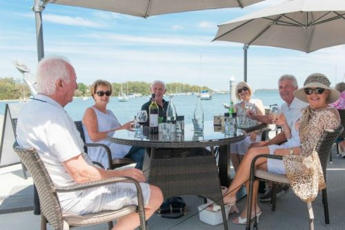 Soldiers Point Marina returning to normal