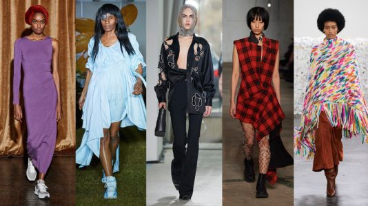 8 Top Trends From the New York Fashion Week Fall 2020 Runways