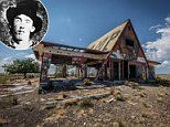American ghost town where Billy the Kid hid