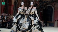 Outrageous Looks At Paris Couture Fashion Week