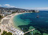 Hoteliers in Magaluf throw out 150 tourists for drunken behaviour