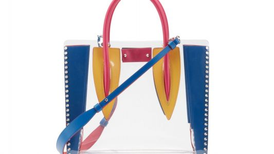 Weekly Obsessions: Christian Louboutin's Tote Bag, Tsumori Chisato's Egyptian Tunic Dress and more