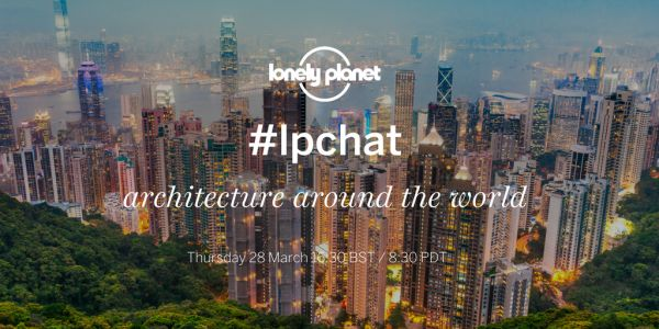Join our Twitter lpchat on architecture around the world!