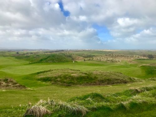 Northern Ireland's Royal Portrush Hits the Worldwide Television Spotlight Again