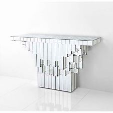 50 Lovely Glass Mirrored Console Table Pics