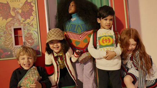 Must Read: Net-A-Porter Debuts Kidswear with Gucci, What Artificial Intelligence Can Do to Fashion Jobs