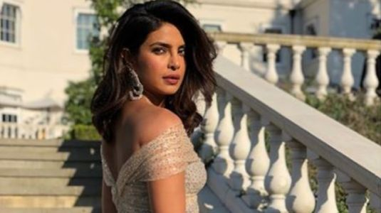 This is what Priyanka Chopra has to say about sparkling at the royal reception