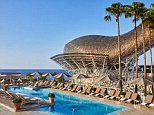 Top 10 hotels for families in Barcelona