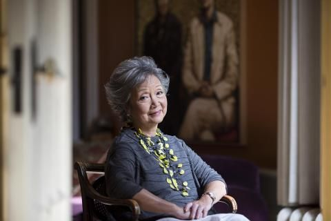 Adrienne Clarkson awarded The Royal Canadian Geographical Society's Gold Medal