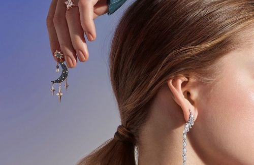 Swarovski launches stellar Magic of Light collection for Fall/Winter 2019
