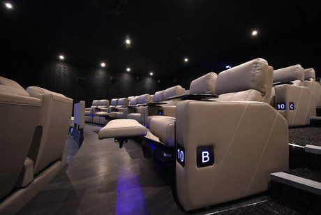 A luxury Odeon cinema with leather recliners and fancy food is set to open in October