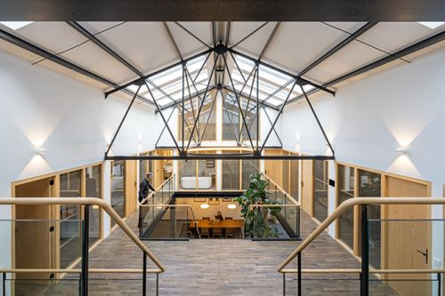 This Gymnasium Residence By Robbert de Goede, Smells Like Home