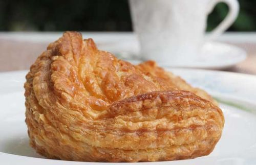 Recipe: Feijoa and Almond Turnover Pastries
