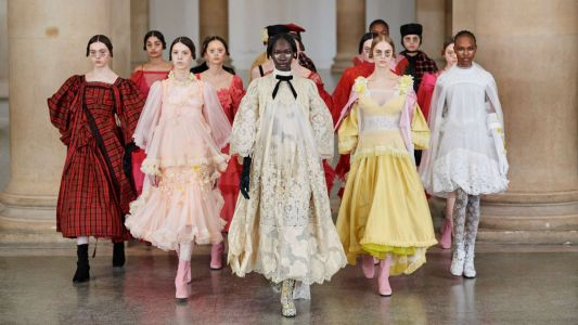 8 Top Trends From the London Fall 2021 Runways