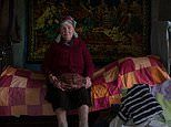 Photos by Olga Kouznetsova capture how gran who's the ONLY resident in her village spends Christmas