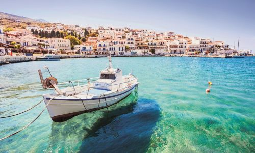 4 Greek islands the tourists haven't discovered yet