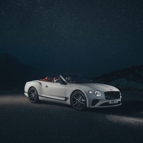Bentley's new Continental GT Convertible ventures into supercar territory