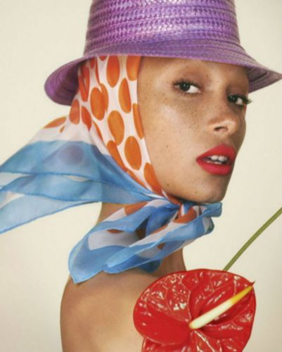 Adwoa Aboah, New Face of Marc Jacobs Beauty, Is Much More Than a Model