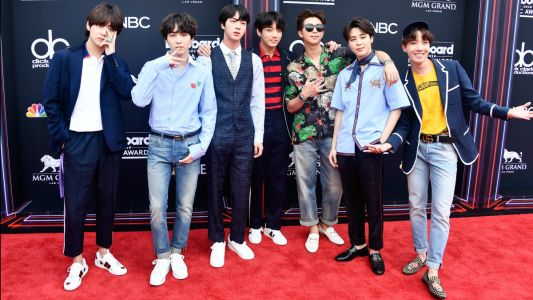 Uniqlo and K-Pop Sensation BTS Team up for a BT21 Collaboration