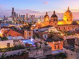 Hotspot heaven!Escape winter gloom with a cruise that lets you go almost anywhere in the world