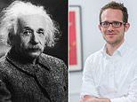 British professor wins £23,500 prize for improving Einstein's theory of general relativity