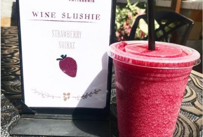 Disney World is now selling wine slushies so you can get tipsy before you go on the teacups