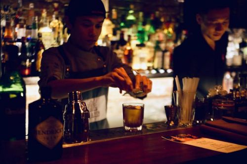 Visit these cocktail bars in Hanoi for a good tipple
