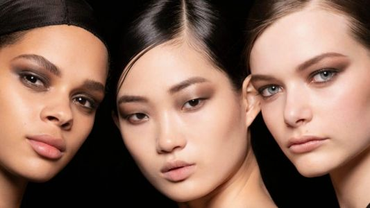 How to replicate the subtle glam makeup from Tom Ford's AW19 runway show
