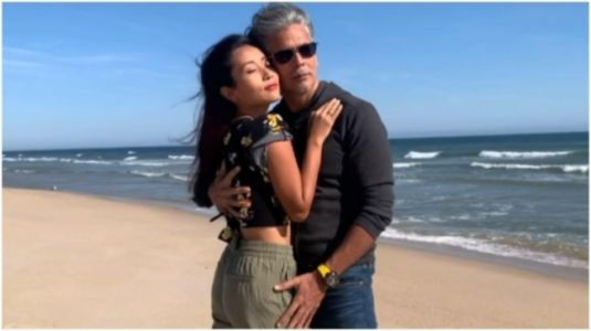 Ankita Konwar shares memories of 2020 US vacation with Milind Soman. See throwback post