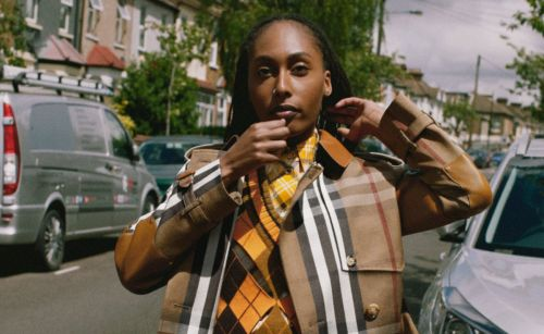 Burberry's Pre-Spring 2021 Lookbook Is Modeled By Its Employees