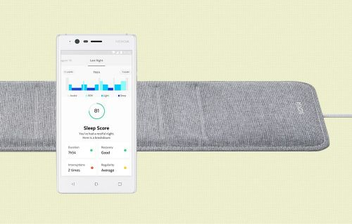 This New Gear Tracks Snoring and Can Turn Off Your Lights