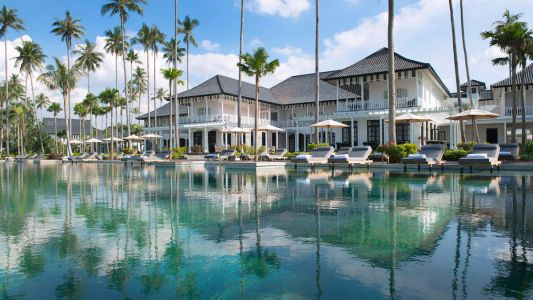 Check yourself into these beautiful resorts in Bintan for a quick weekend getaway