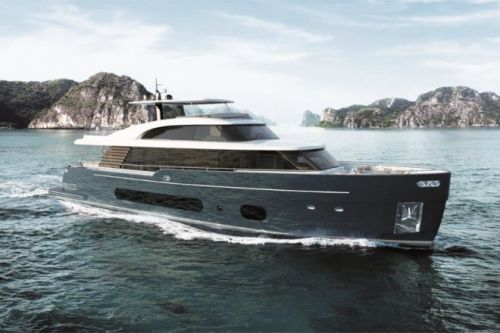 Azimut Pioneers NASA-Patented Pure Air System on Magellano Flagship