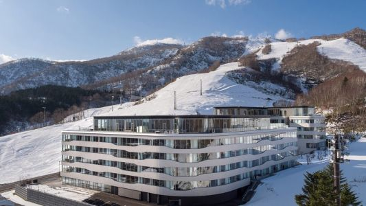Ski-in ski-out in luxury at the new Skye Niseko, Japan