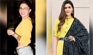 These B-town ladies show that yellow is the new rage