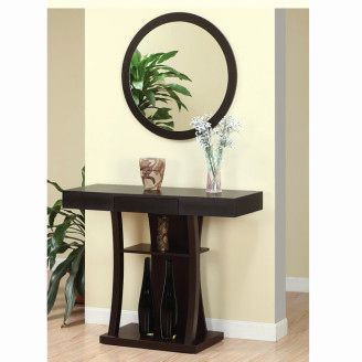 48 Awesome Console Table with Mirror Set Pics