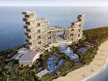 Dubai's £1bn Royal Atlantis Resort and Residences pictured