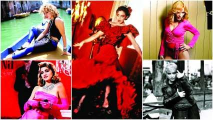 Birthday Special: 5 of Madonna's most iconic album looks