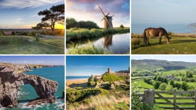 16 places to visit in Britain's National Parks