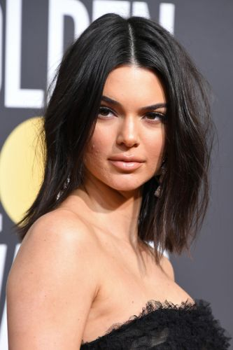 Kendall Jenner Opens Up About Her Acne After Being Shamed at the 2018 Golden Globes