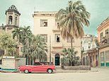 Colourful Cuba! Stunning photos capture the dream-like quality of Havana