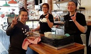 This cafe is charging male customers a 'gender pay gap tax' to highlight wage inequality