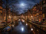 Albert Dros shares mesmerising timelapse footage of Amsterdam