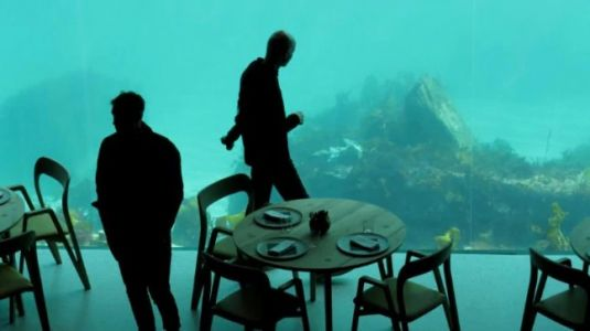 Europe kicks off first underwater restaurant in Norway. Pay Rs 30k for an 18-course meal