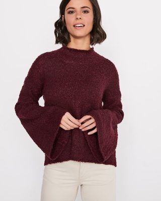 Mad Deals Of The Day: A Cozy Bell Sleeve Sweater At RW&CO And More