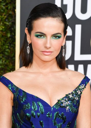 These Eye Makeup and Outfit Matches are the True 2019 Golden Globes Winners