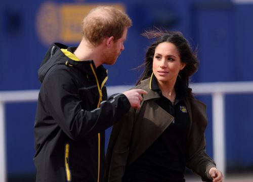 What Meghan Markle wore for her appearance at the Invictus Games trials in Bath