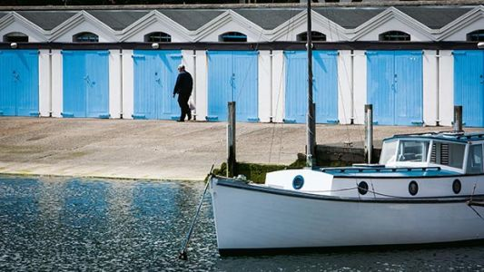 Take a peek inside Wellington's iconic Clyde Quay boat sheds